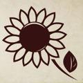 Samolepka na zeď Květiny 002 (146243) - 1