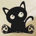 Samolepka na zeď Kočka 002 (146196) - 1