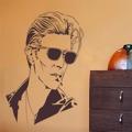 Samolepka na zeď David Bowie 001 (146111) - 1