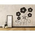 Samolepka na zeď Květiny 001 (146242) - 2