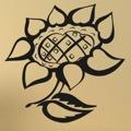 Samolepka na zeď Květiny 018 (146259) - 1