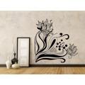 Samolepka na zeď Květiny 020 (146261) - 2