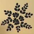 Samolepka na zeď Květiny 026 (146266) - 1
