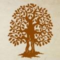 Samolepka na zeď Strom 009 (146616) - 1