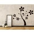 Samolepka na zeď Květina 0211 (572545) - 2