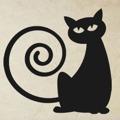 Samolepka na zeď Kočka 0443 (576052) - 1