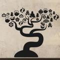 Samolepka na zeď Strom 025 (146632) - 1