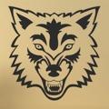 Samolepka na zeď Vlk 1395 (911550) - 1
