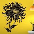 Samolepka na zeď Květiny 023 (146263) - 1