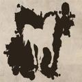 Samolepka na zeď Kůň 029 (147032) - 1