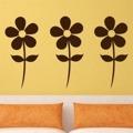 Samolepka na zeď Květiny 046 (146284) - 1