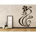 Samolepka na zeď Květiny 045 (146283) - 2