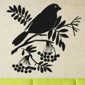 Samolepka na zeď Ptáci na větvích 003 (146509) - 1