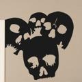 Samolepka na zeď Lebky 001 (146330) - 1