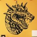 Samolepka na zeď Čínský drak 001 (146109) - 1