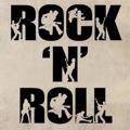 Samolepka na zeď Rock And Roll 003 (147132) - 1