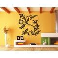 Samolepka na zeď Květiny 043 (146281) - 2