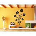 Samolepka na zeď Květina 0212 (572546) - 2