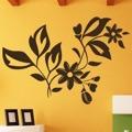 Samolepka na zeď Ornamenty z rostlin 037 (146440) - 1
