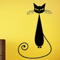 Samolepka na zeď Kočka 005 (147008) - 1