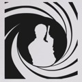 Samolepka na zeď James Bond 002 (147375) - 1