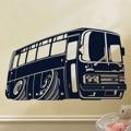 Samolepka na zeď Autobus 001 (146088) - 1