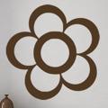 Samolepka na zeď Květ 001 (146240) - 1
