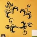 Samolepka na zeď Ornamenty z rostlin 013 (146417) - 1