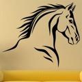 Samolepka na zeď Kůň 0337 (573621) - 1