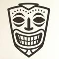 Samolepka na zeď Maska 004 (146363) - 1