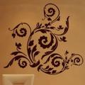 Samolepka na zeď Ornamenty z rostlin 010 (146414) - 1