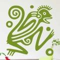 Samolepka na zeď Leguan 001 (146332) - 1