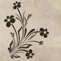 Samolepka na zeď Květiny 037 (146276) - 1