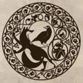 Samolepka na zeď Liška a havran 001 (146351) - 1