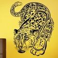 Samolepka na zeď Leopard 001 (146334) - 1