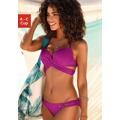 s.Oliver RED LABEL Beachwear Push-up bikiny s.Oliver RED LABEL fuchsiová - košíček A (729515) - 1