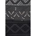 LASCANA Monokiny Lascana černá - košíček C-D (739545) - 2
