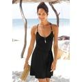 LASCANA Letní šaty Lascana černá (770239) - 1
