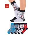 Dětské ponožky, H.I.S H.I.S 5x vzorovaná 31-34 (731771) - 1