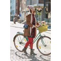 Aniston krátký kabát Aniston velbloudí (733602) - 2
