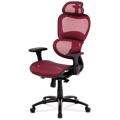 Kancelářská židle GERRY red (481076) - 1