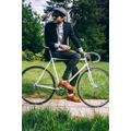 Hnědé kožené boty Oxford Paolo Vandini (4354) - 4