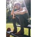 Hnědé pánské kožené kotníkové boty Paolo Vandini (4355) - 5