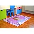 Růžový dětský koberec Sofia the First 01 Becomming a princess (335083) - 2
