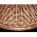Ratanový stolek JANEIRO - tmavý (480989) - 2