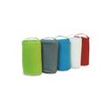 Cestovní polštář, zelený (393850) - 1