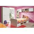 Dětský pokoj DINO I, žlutý javor/bílá (368995) - 1