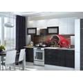 Smartshop Kuchyně VIALERIA 200/260, black stripe (507054) - 1