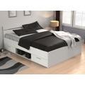 Demeyere postel bílá MACHIGAN 160x200 (373038) - 1