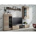 Smartshop  Obývací stěna TIANGO, dub sonoma (715884) - 1